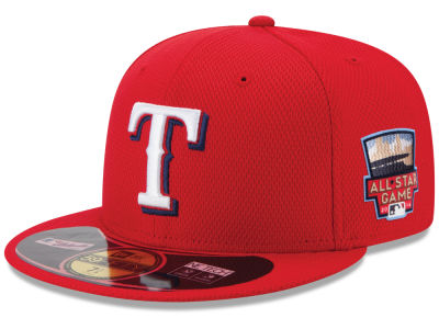 Texas Rangers MLB 2014 Home Run Derby 59FIFTY Cap Hats