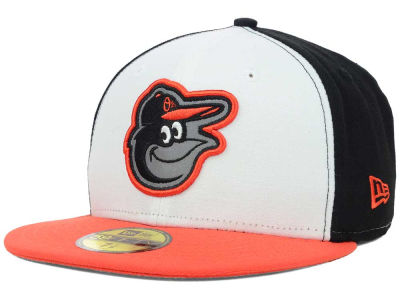 Baltimore Orioles MLB Team Reflective 59FIFTY Cap Hats