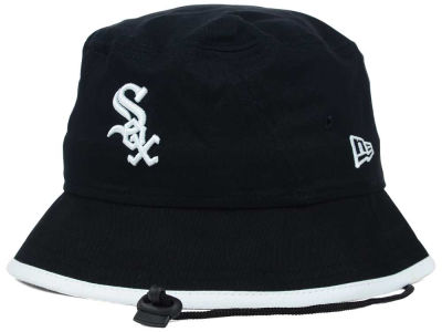 Chicago White Sox MLB Basic Tipped Bucket Hats