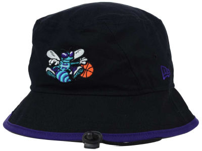 Charlotte Hornets NBA Hardwood Classics Basic Tipped Bucket Hats