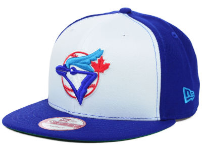 Toronto Blue Jays MLB C-Town 9FIFTY Snapback Cap Hats