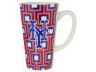 New York Mets Boelter Brands Squares Latte Mug Kitchen & Bar