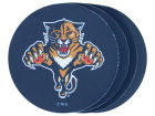 Florida Panthers 4pk Neoprene Coaster Set Kitchen & Bar