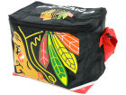 Chicago Blackhawks Forever Collectibles 6pk Lunch Cooler Big Logo Home Office & School Supplies