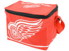 Detroit Red Wings Forever Collectibles 6pk Lunch Cooler Big Logo Home Office & School Supplies