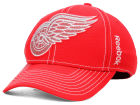 Detroit Red Wings Reebok NHL 2014 Season Spin Flex Cap Stretch Fitted Hats