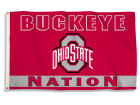 Ohio State Buckeyes 3x5ft Flag Flags & Banners