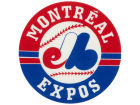 Montreal Expos Rico Industries Static Cling Decal Auto Accessories