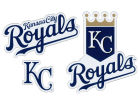 Kansas City Royals Rico Industries Team Magnet Set Pins, Magnets & Keychains
