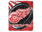 Detroit Red Wings The Northwest Company Sherpa Throw 50x60inch