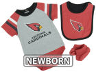 Arizona Cardinals Outerstuff NFL Newborn Little Player CBB Set Infant Apparel