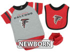 Atlanta Falcons Outerstuff NFL Newborn Little Player CBB Set Infant Apparel