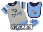 Tennessee Titans Outerstuff NFL Newborn Little Player CBB Set Infant Apparel