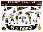 Murray State Racers Rico Industries Family Decal Set Auto Accessories