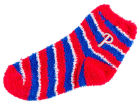 Philadelphia Phillies For Bare Feet Sleep Soft Candy Stripe Sock Apparel & Accessories