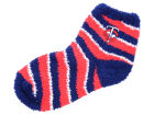 Minnesota Twins For Bare Feet Sleep Soft Candy Stripe Sock Apparel & Accessories