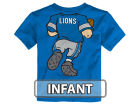 Detroit Lions Outerstuff NFL Infant Headless T-Shirt T-Shirts