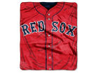 Boston Red Sox The Northwest Company 50x60in Plush Throw Jersey Bed & Bath