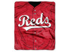 Cincinnati Reds The Northwest Company 50x60in Plush Throw Jersey Bed & Bath