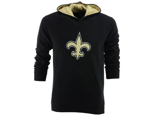 New Orleans Saints Outerstuff NFL Youth Sportsman Hoodie