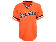 Mitchell and Ness MLB Men's Authentic Mesh Batting Practice V-Neck Jersey Jerseys