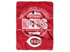 Cincinnati Reds The Northwest Company Micro Raschel 46inch x 60inch Structure Blanket Bed & Bath