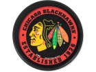 Chicago Blackhawks Wincraft Flat Team Puck Toys & Games