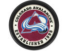 Colorado Avalanche Wincraft Flat Team Puck Toys & Games