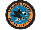 San Jose Sharks Wincraft Flat Team Puck Toys & Games