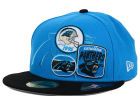 Carolina Panthers New Era NFL Patch Batcher 59FIFTY Cap Fitted Hats