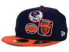 Chicago Bears New Era NFL Patch Batcher 59FIFTY Cap Fitted Hats