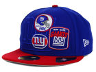New York Giants New Era NFL Patch Batcher 59FIFTY Cap Fitted Hats