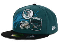 New Era NFL Patch Batcher 59FIFTY Cap Fitted Hats