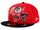 Tampa Bay Buccaneers New Era NFL Patch Batcher 59FIFTY Cap Fitted Hats
