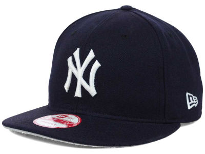 New York Yankees MLB Derek Jeter 2 Collection 9FIFTY Snapback Cap Hats