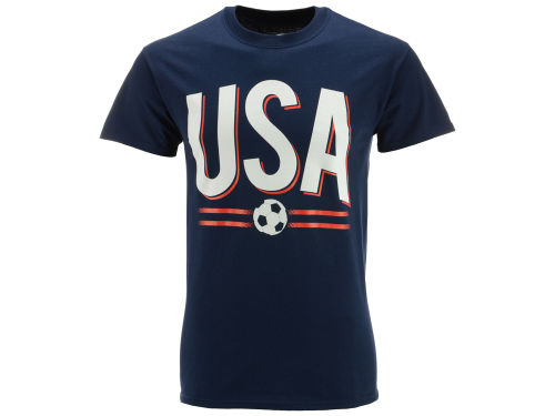 USA Dynasty Soccer Country Graphic T-Shirt