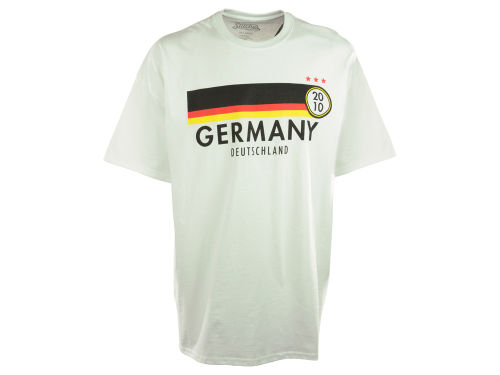 Germany Dynasty Soccer Country Graphic T-Shirt