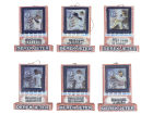 New York Yankees Derek Jeter Forever Collectibles 6pk Ornament Set Holiday