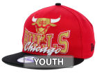 Chicago Bulls New Era NBA Hardwood Classics Youth Up & Under 9FIFTY Snapback Cap Adjustable Hats