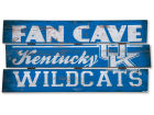 Kentucky Wildcats Legacy Plank Wood Sign Collectibles