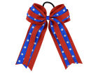 Kansas Jayhawks Ponytail Bow Headbands & Wristbands