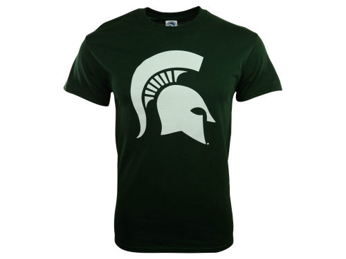 Michigan State Spartans NCAA 2 for $25  New Agenda NCAA Big Logo T-Shirt
