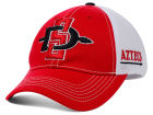 San Diego State Aztecs Top of the World NCAA Ruckus Hat Stretch Fitted Hats