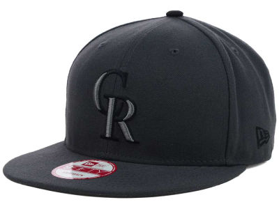 Colorado Rockies MLB Snap-Dub 9FIFTY Snapback Cap Hats