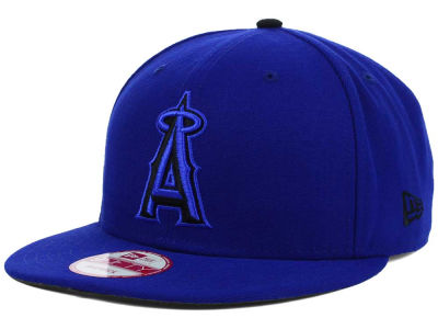 Los Angeles Angels of Anaheim MLB Snap-Dub 9FIFTY Snapback Cap Hats