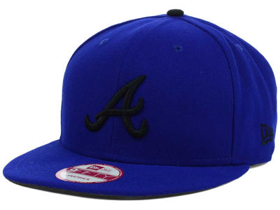 Atlanta Braves MLB Snap-Dub 9FIFTY Snapback Cap Hats