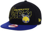 Golden State Warriors New Era NBA HWC Black-Top 9FIFTY Snapback Cap Adjustable Hats