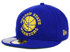 Golden State Warriors New Era NBA HWC Retro High Crown 59FIFTY Cap Fitted Hats