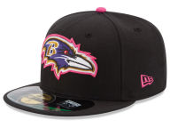 New Era NFL 2014 Breast Cancer Awareness 59FIFTY Cap Fitted Hats