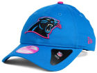 Carolina Panthers New Era NFL 2014 Womens Breast Cancer Awareness 9FORTY Cap Adjustable Hats